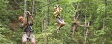 Nantahala Gorge Canopy Tours