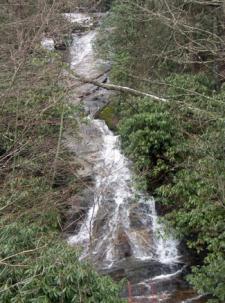 Upper Satuhla Falls